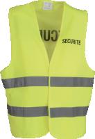 image_produit CHASUBLE SECURITE JAUNE