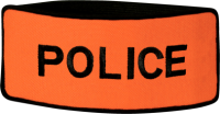 image_produit BRASSARD POLICE