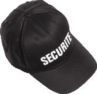 image_produit CASQUETTE BASE BALL SECURITE