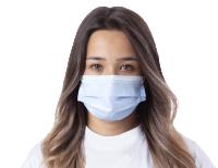 image_produit Masques Chirurgicaux Type IIR (boîte de 50)